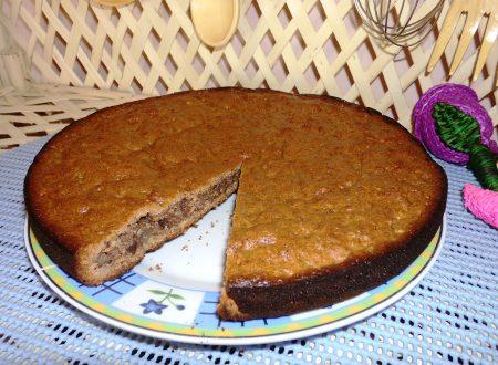 La Torta di Noci di casa mia è la più semplice! ¡La Torta de Nueces de mi casa, es la más sencilla!