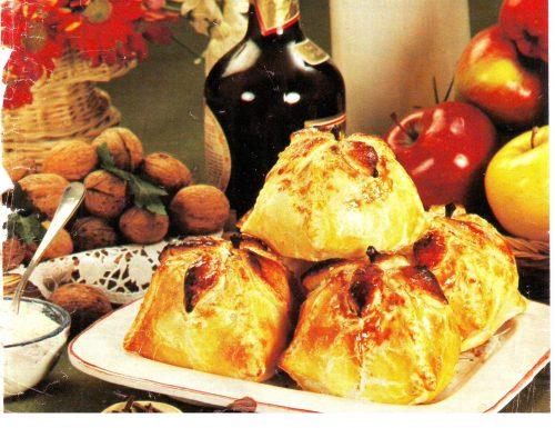 Mele in crosta: un po' di dieta. Manzanas en corteza: un poco de dieta