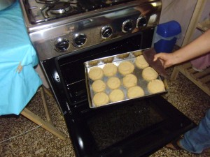 Poner al horno