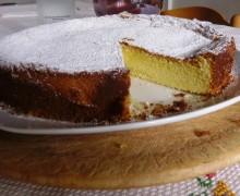 La Torta Margherita…La Torta Margarita…