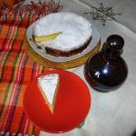 Torta Margherita e fetta