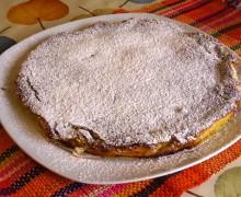La mia Torta portoghese è diversa!… ¡Mi Torta portuguesa es diferente!