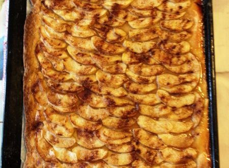 La Torta di mele senza uova…La Torta de manzana sin huevos