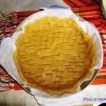 Base di Pasta frolla bucherellata
