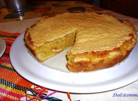 La Torta di mele con più uova…La Torta de manzana con más huevos…