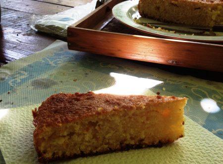 La Torta di cocco…La Torta de coco…
