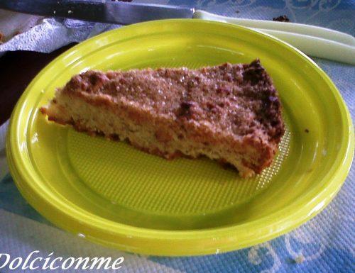 La Torta di mandorle senza cioccolato…La Torta con almendras sin chocolate