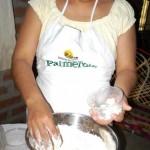 Preparazione pasta alfajores