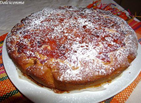 La Torta morbida con marmellata…La Torta soave con mermelada