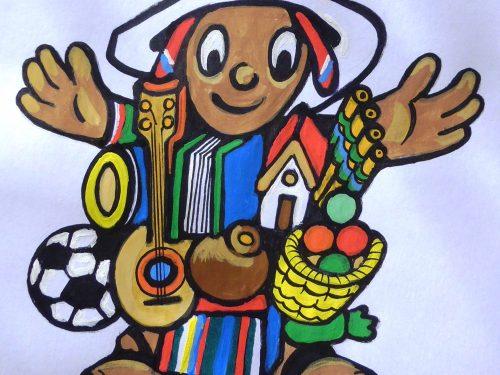 """Las Rosquitas de yuca…Le """"Rosquitas"""" di yuca…"""