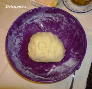 Pasta per Rose ripiene