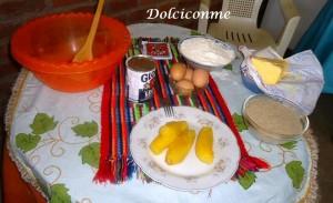 Ingredientes Torta de zanahoria