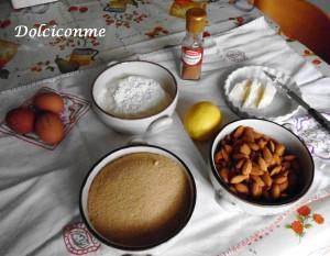 Ingredienti per fave dolci