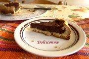 """Dolce di ricotta al cioccolato…Dulce de """"ricotta"""" con chocolate"""