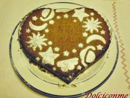 La Torta sombrero con il cuore…La Torta sombrero con el corazón