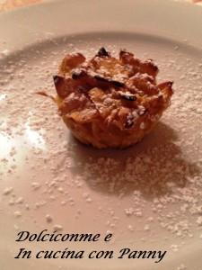 Tortina alle mele secondo la ricetta di Nonna Antonia