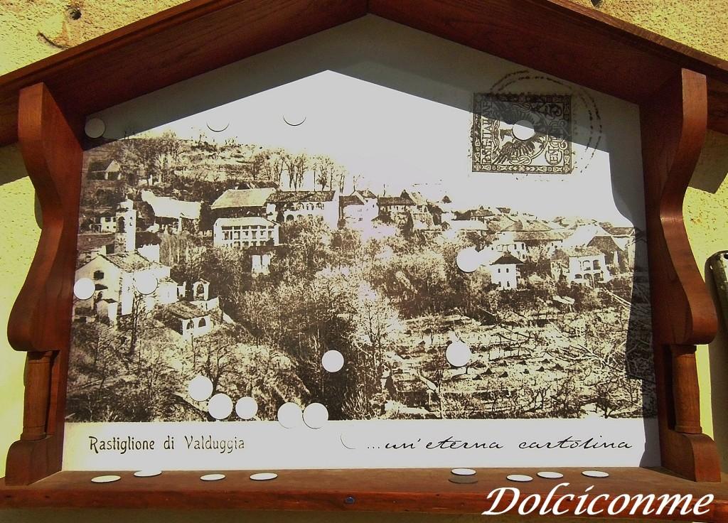 Cartolina di Rastiglione