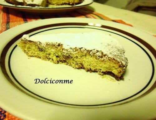 La Torta di polenta…La Torta de polenta…