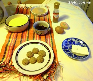 Ingredienti Torta di polenta