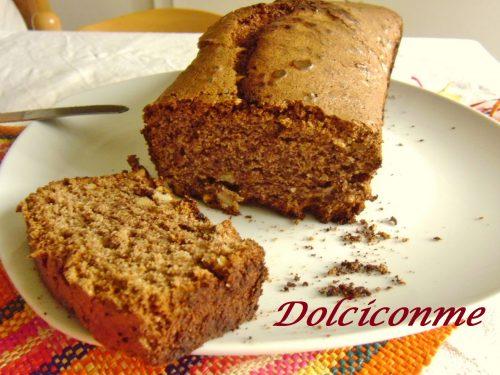 Dolci per la colazione: il Pane dolce al cioccolato. Dulces para el dasayuno: el Pan dulce con chocolate.