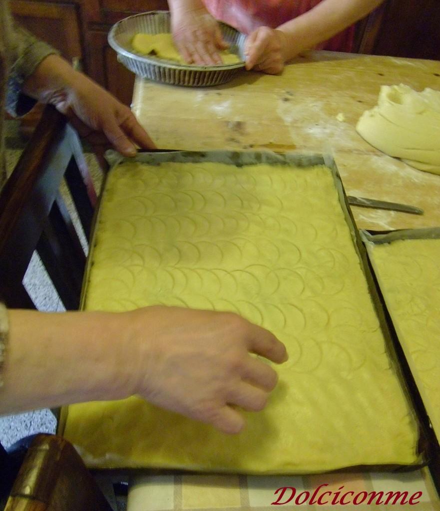 Preparazione della Figacina