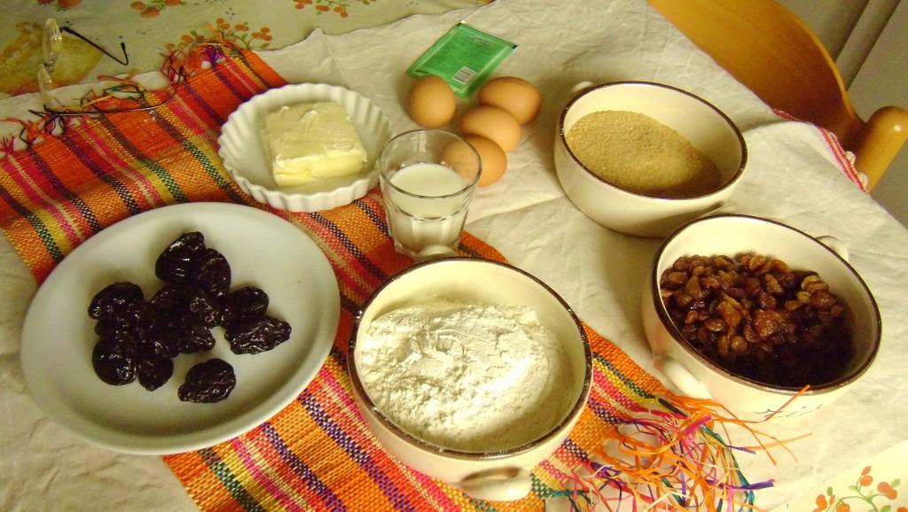 Ingredienti Pagnottelle di frutta