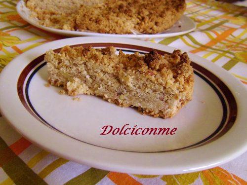 La Torta di nocciole per la colazione della domenica. La Torta de avellanas para el desayuno del domingo.