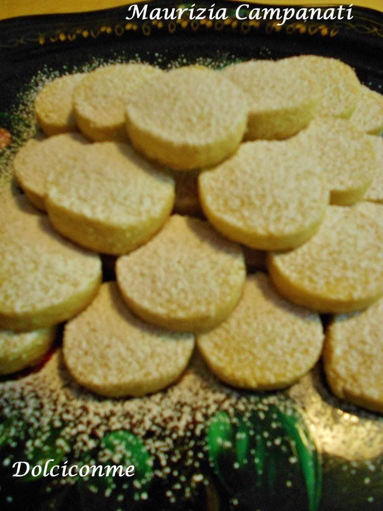 Biscotti al limone pronti