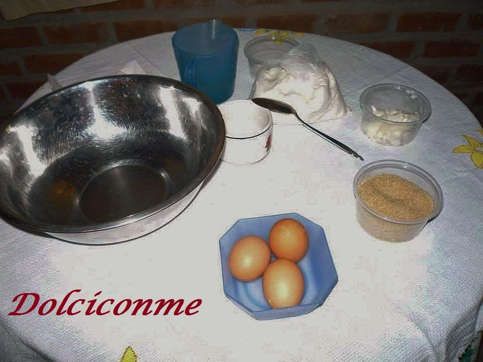 Ingredientes Panqueques