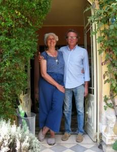 Anna e Alberto di Casadolce B&B