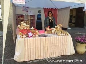 Milena Zaretti e la sua micro-impresa domestica Rosso Mirtillo