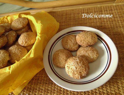 Il Pan d'anice, una ricetta ritrovata e modificata. El Pan de anís, una receta recuperada y modificada.