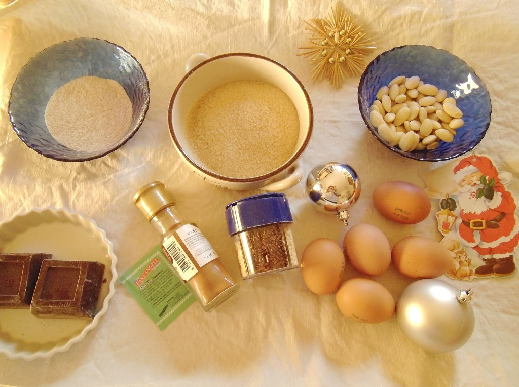 Ingredienti Panettone d'Abruzzo