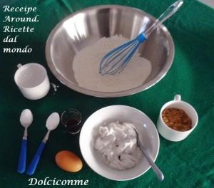 Ingredienti dei Serabi