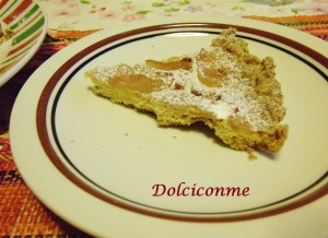 Fetta di Torta d'oro