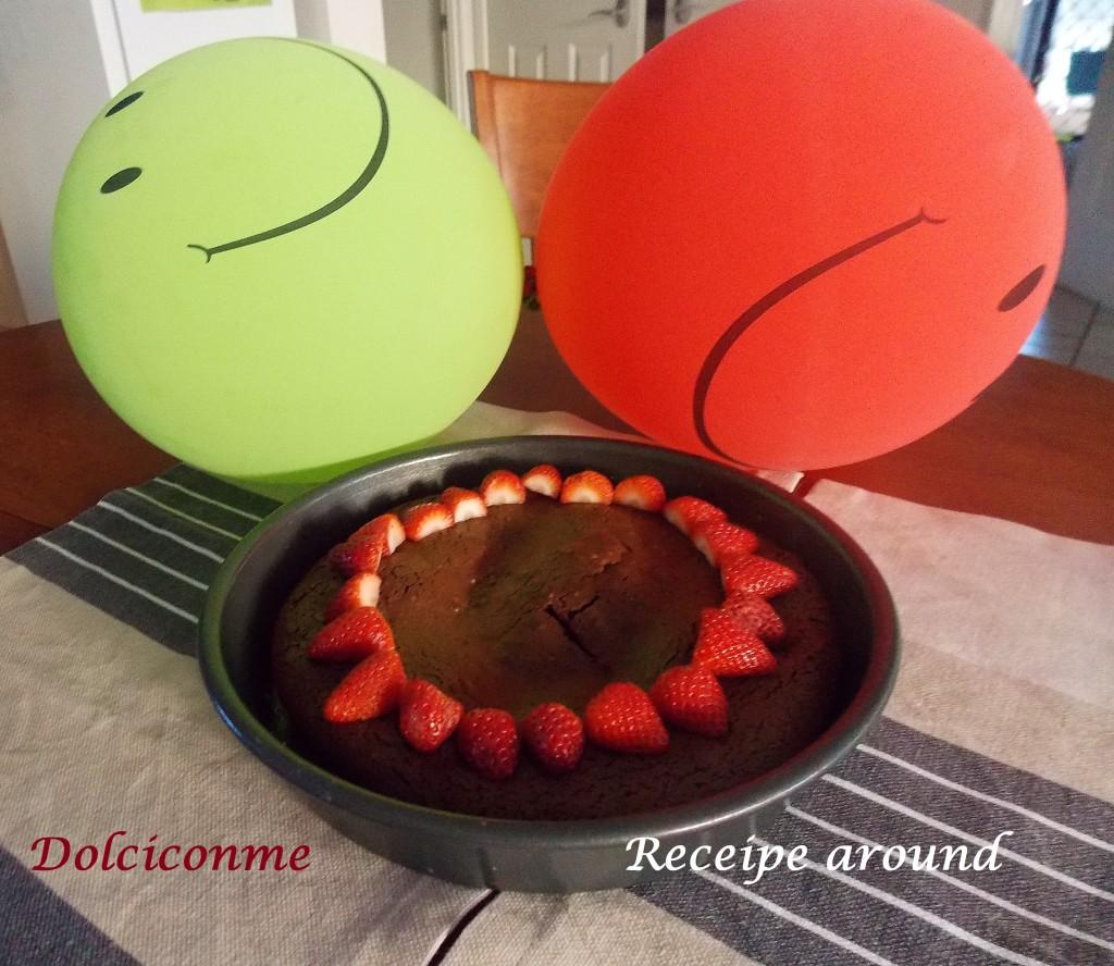 El dulce de Clarisse: Fondant au chocolat