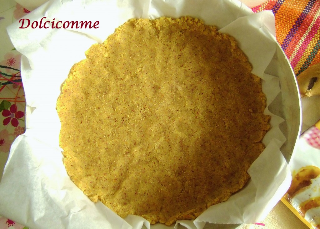 Pasta Torta d'oro pronta