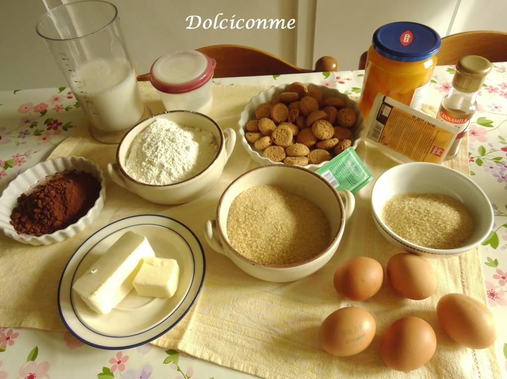 Ingredienti Crostata di Pasqua