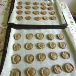 Biscotti pronti da infornare