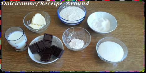 Ingredienti dolci di Dome & Anto