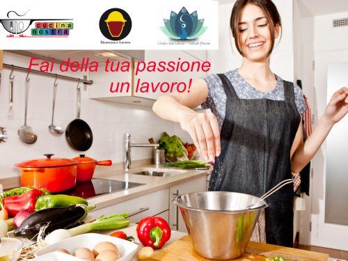Il primo Corso di formazione su Microimpresa domestica del settore alimentare.