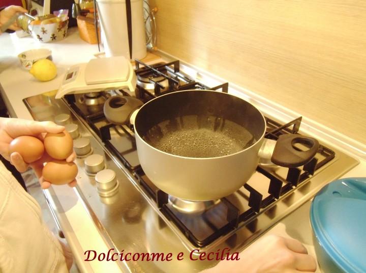 Cottura uova sode