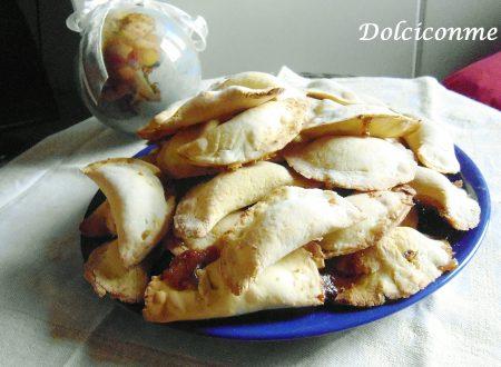 Aspettando il Natale… I Fagottini dolci. Esperando la Navidad…Albóndigas dulces.
