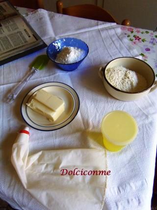 Ingredienti Lingue di Gatto