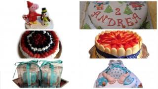 Torte classiche e Cake design