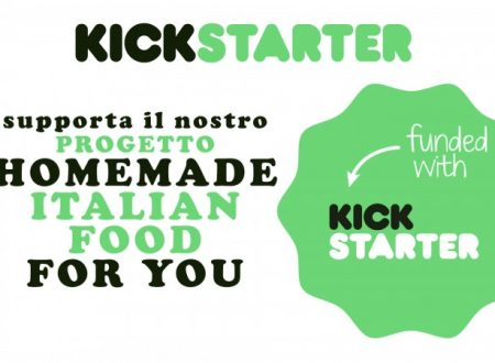 "Cucina Nostra su Kickstarter con ""Homemade italian food for you""!"