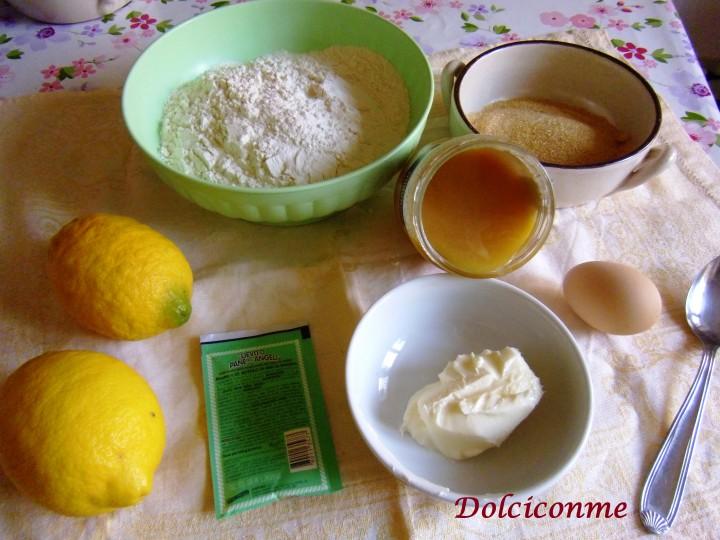Ingredienti Dolcetti della Bettina