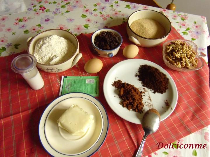 Ingredienti Torta della zia Gianna