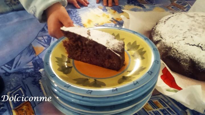 Tutti a mangiare la Torta della zia Gianna