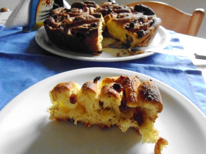 Fetta Torta brioche